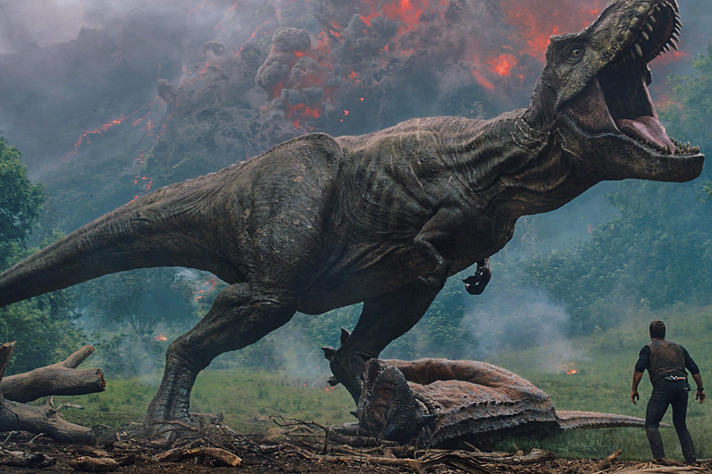 《侏羅紀公園》《侏羅紀世界》系列中的暴龍 Rexy 的真名終於公開!