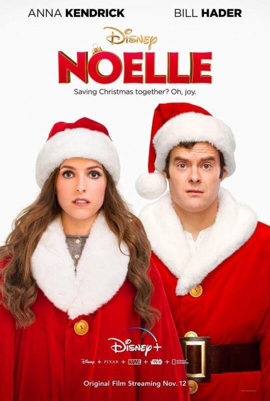 聖誕喜劇《Noelle》海報