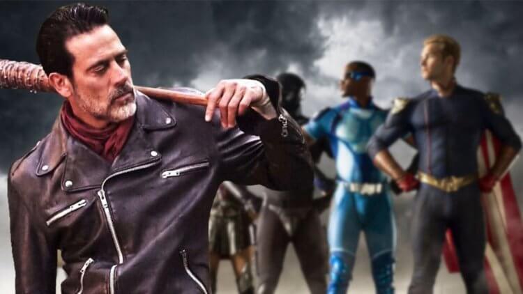 【線上看】夢想成真!《陰屍路》傑佛瑞狄恩摩根有望加入《黑袍糾察隊》第三季陣容首圖