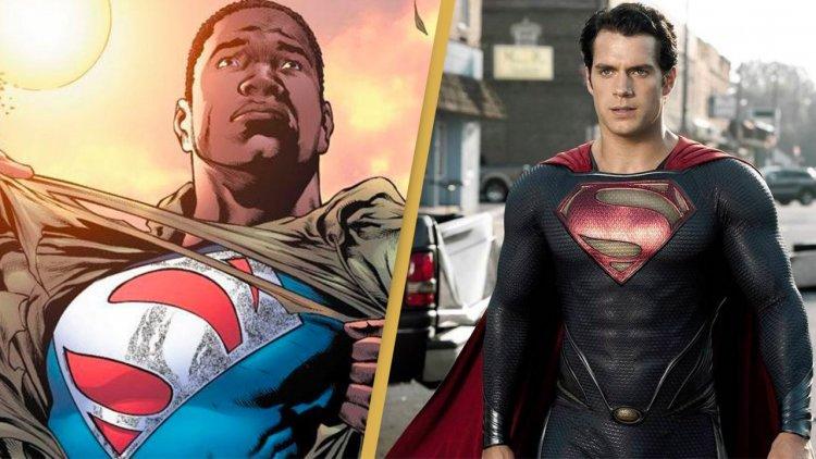 亨利卡維爾心碎!華納與 J.J. 亞伯拉罕 將推重啟版《超人》電影,鎖定黑人演員主演首圖