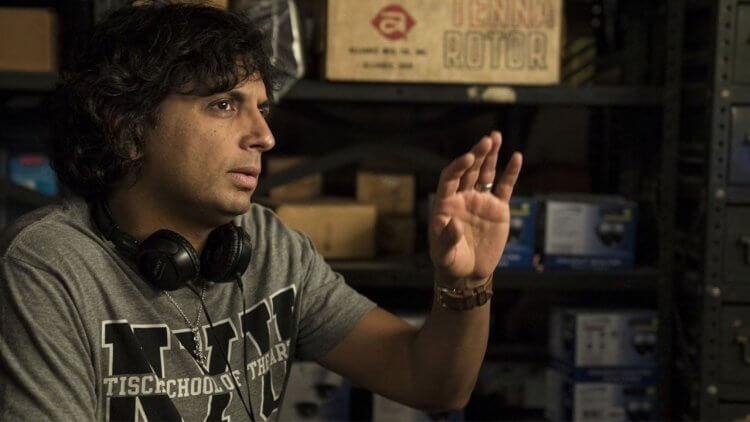 等不及啦!奈沙馬蘭與環球合作的兩部原創驚悚電影將分別於 2021 和 2023 年上映首圖