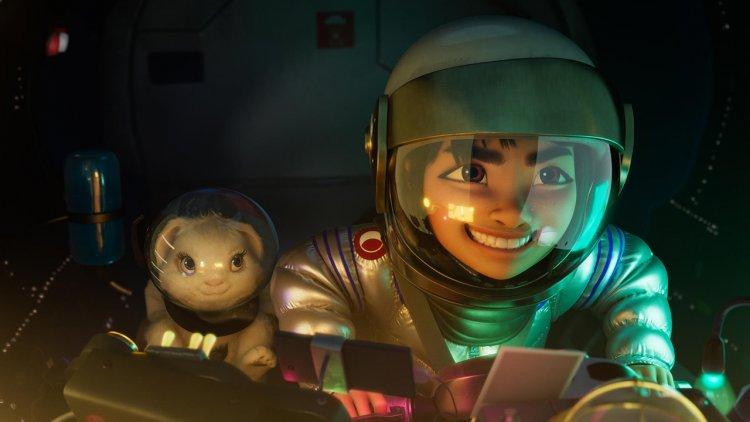 「嫦娥奔月」係金欸!東方夢工廠與 Netflix 合作動畫《飛奔去月球》首支預告登場!首圖