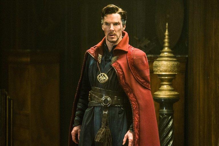 班尼狄克康柏拜區化身「奇異博士」加入漫威電影宇宙。