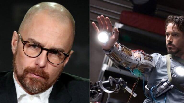 據傳山姆洛克威爾 (Sam Rockwell) 也有機會可以穿上一身鋼鐵人裝備。
