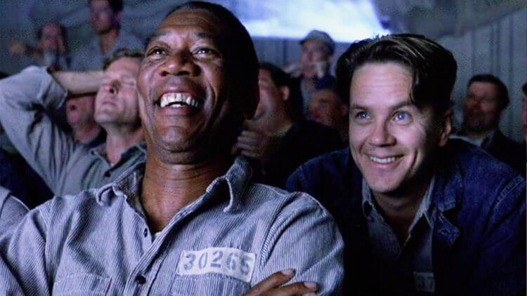 《刺激 1995》是由摩根費里曼、提姆羅賓斯主演。