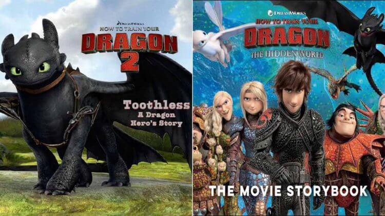 動畫電影《馴龍高手》改編的童書繪本續集將由尖端出版社於 2020 年 3 月在台推出。