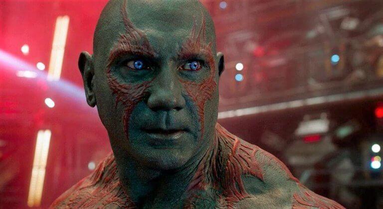 《星際異攻隊》最終由戴夫巴帝斯塔飾演德克斯。