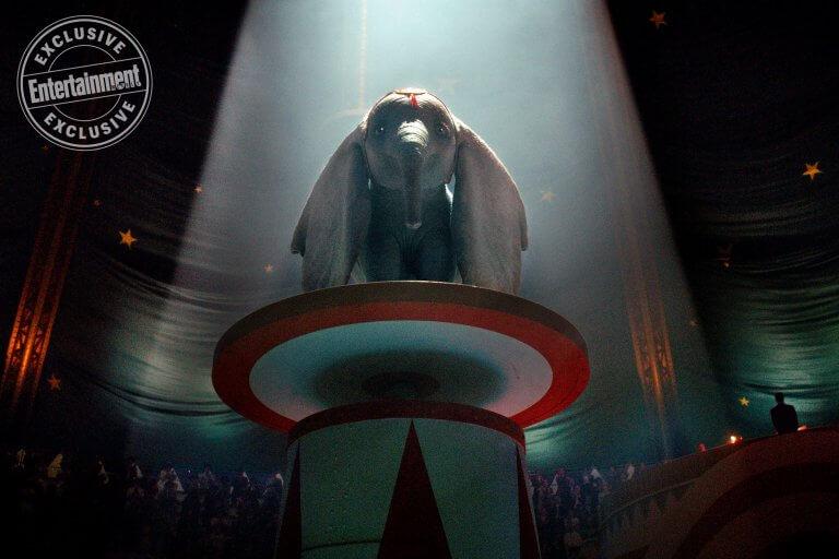 迪士尼 2019 年另一經典動畫電影改編真人版作品《小飛象》即將上映。