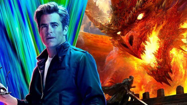 巨龍來襲!克里斯潘恩有望主演 D&D《龍與地下城》電影版,與《遊戲夜殺必死》導演檔合作首圖