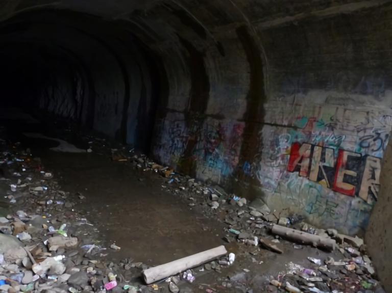 日本都市傳說──「犬鳴隧道」最終被冠上「道路狹窄太危險」為由而遭廢棄