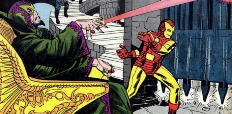 漫威系列漫畫中的的滿大人,是鋼鐵人最大的敵手。