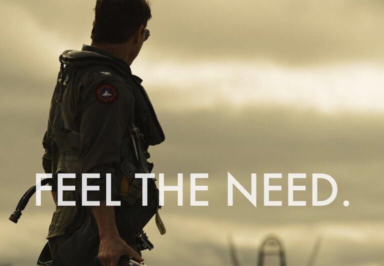 技能值點到最高!開過直升機穿越山谷後《捍衛戰士 2》阿湯哥這次也將親自開飛機上陣
