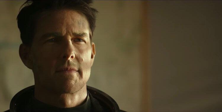 湯姆克魯斯在《捍衛戰士:獨行俠》片中不僅親自演出經典角色,更以一位電影製作人的身分推動著本片製作。