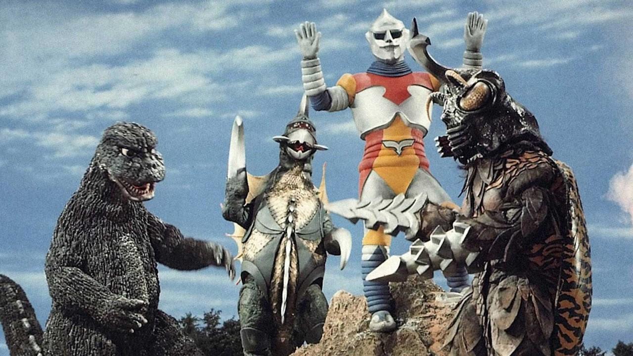 【專題】怪獸系列:《哥吉拉對梅加洛》追隨變身英雄熱潮的東寶怪獸們 (42)首圖