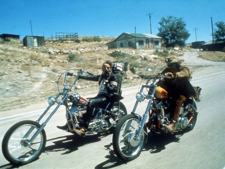 《逍遙騎士》(Easy Rider,1969)