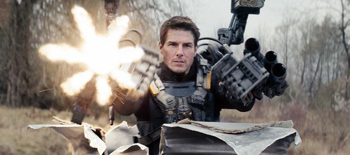 《 明日邊界2 》編劇 : 克里斯多福麥奎里 公開電影最新近況。