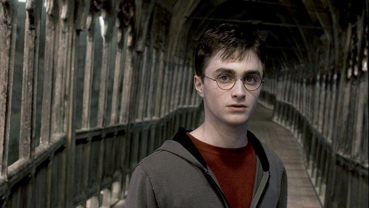 第五集《哈利波特:鳳凰會的密令》劇照。