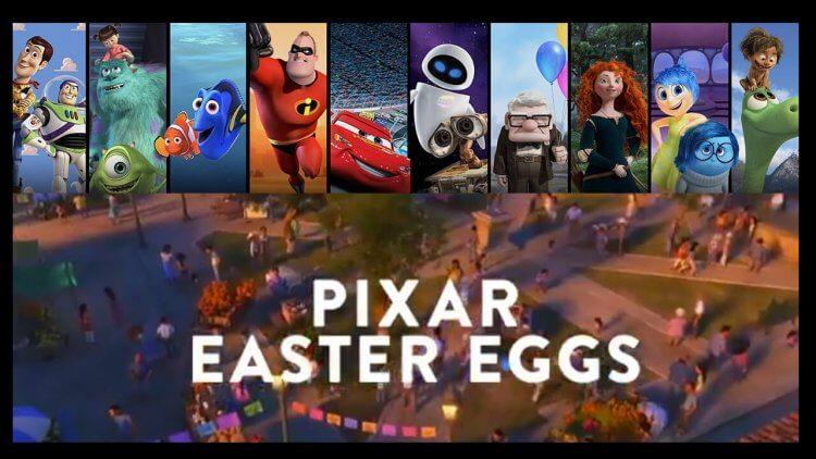 你有注意到這些深藏的彩蛋嗎?皮克斯工作室 34 週年慶!Disney+ 發布《皮克斯宇宙》彩蛋短片首圖