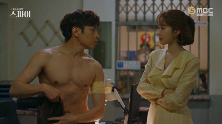 Eric、劉寅娜《愛我的間諜》