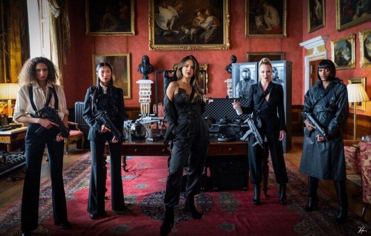 「並沒有所謂的小角色」-《血衛》女星艾莎岡薩雷談與《玩命關頭》系列淵源
