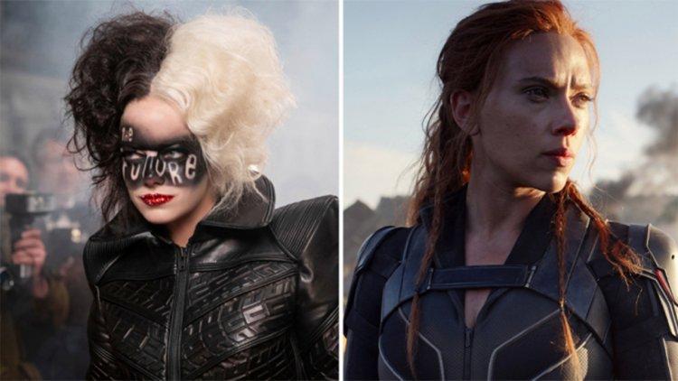 迪士尼檔期大更動!《黑寡婦》將延檔至 7 月,與《時尚惡女:庫伊拉》同採「戲院、Disney+」同步推出策略首圖