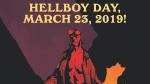 2019年3月將首度舉辦「地獄怪客日」  慶祝紅兒Hellboy誕生 25 週年!