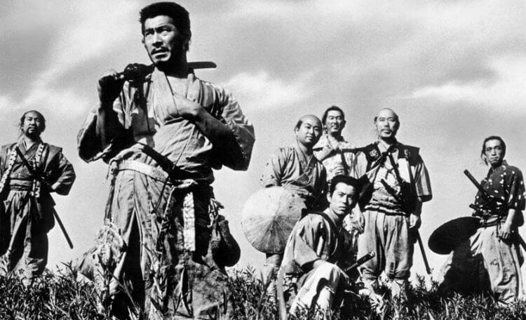 黑澤明的《七武士》曾被日本電影旬報評為日本影史十大佳片之首,是導演的代表作之一。