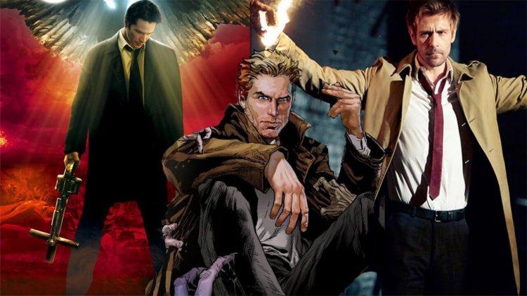 基哥QQ!J.J. 亞伯拉罕監製的 HBO MAX 《康斯坦汀》影集,傳鎖定非白人演員擔任主角首圖