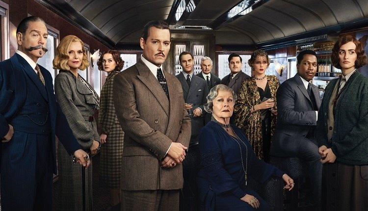 《東方快車謀殺案》(Murder on the Orient Express) 卡司堅強
