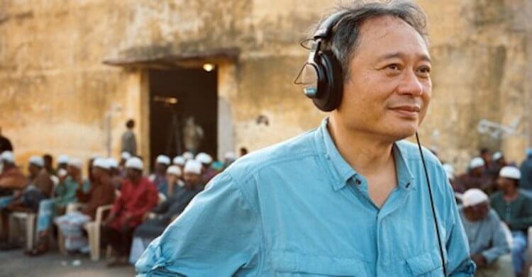 台灣出身的國際大導演李安。