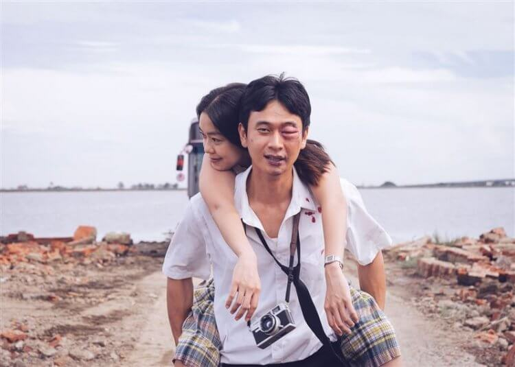 《消失的情人節》電影劇照。