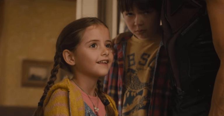 在漫威復仇者聯盟系列電影當中,可以看到「鷹眼」克林特巴頓的家人出現過,包括他的女兒。