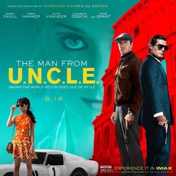 《紳士密令》The Man from U.N.C.L.E 藏在美景、時尚、與名畫的祕密?