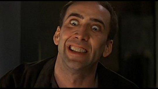 尼可拉斯凱吉 (Nicolas Cage) 主演的《變臉》(Face/Off)