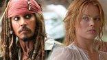 又來一部!據傳瑪格羅比將演出全新《神鬼奇航》電影,粉絲敲碗強尼戴普回歸演出史傑克船長