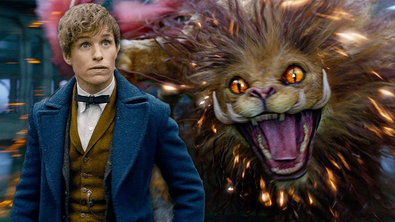 點名《怪獸與葛林戴華德的罪行》裡十大魔法奇獸,山海經「騶吾」也現身!首圖