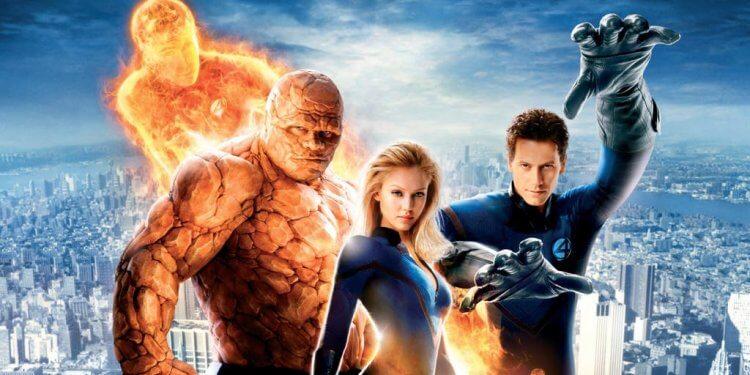 《驚奇 4 超人》劇照。