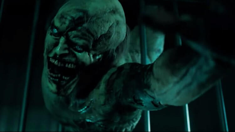 《在黑暗中說的鬼故事》中所出現的恐怖怪譚:亞倫凱利的骨頭 jangly。