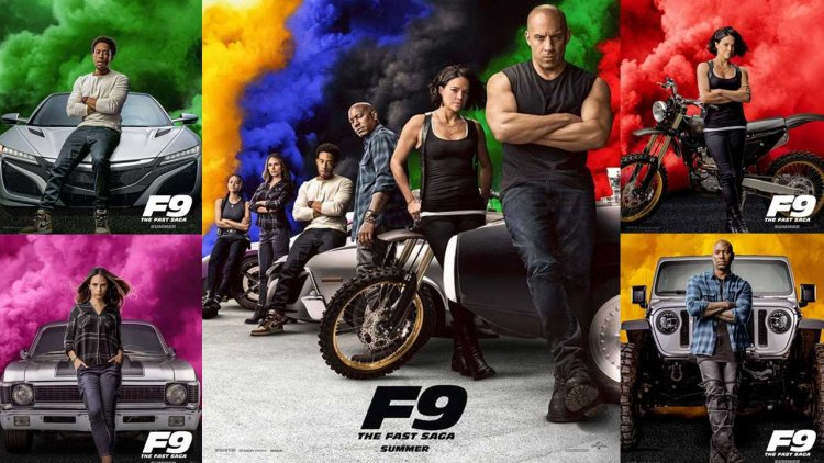 「Family」回來了!《玩命關頭 9》超級盃全新預告公開,「韓哥」姜成鎬、莎莉賽隆與海倫米蘭一同狂飆首圖