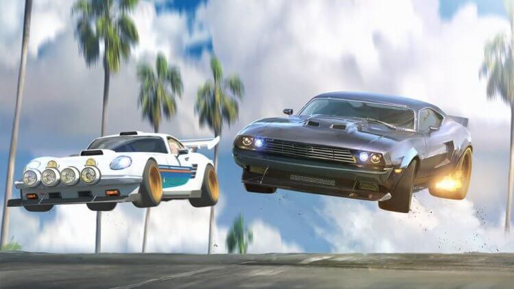 將在 Netflix 平台推出的動畫影集《玩命關頭:間諜車手》(Spy Racers) 前導預告片段。