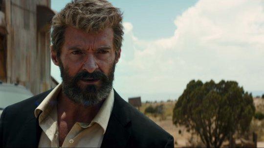《羅根》(Logan) 劇照。