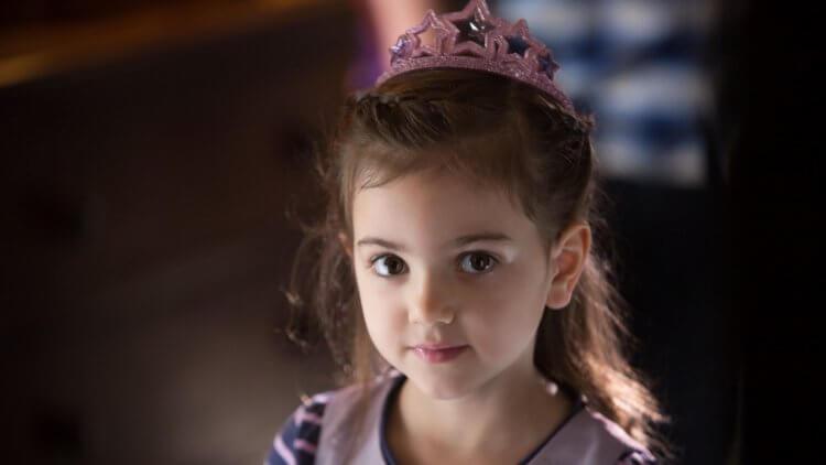 《蟻人》中主角史考特朗恩女兒凱西劇照。