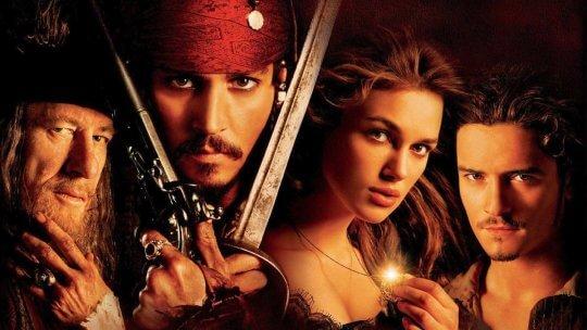 《神鬼奇航:鬼盜船魔咒》 (Pirates of the Caribbean: The Curse of the Black Pearl)