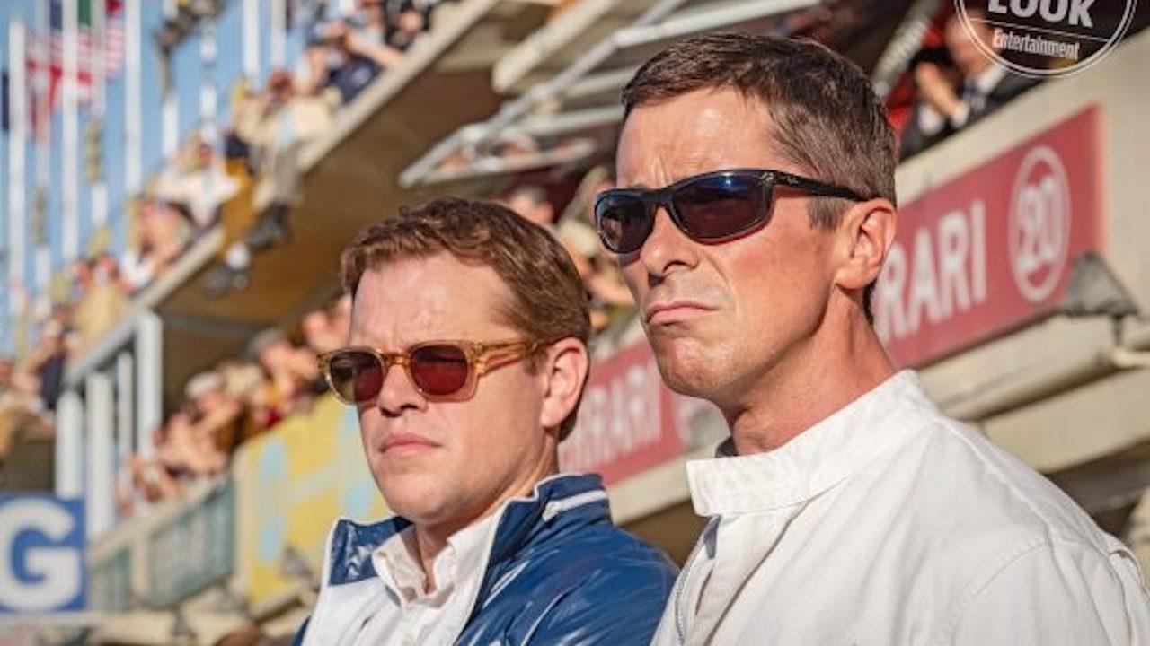 賽車電影不只有玩命關頭!克里斯汀貝爾與麥特戴蒙在《賽道狂人》裡將攜手衝撞法拉利傳奇首圖