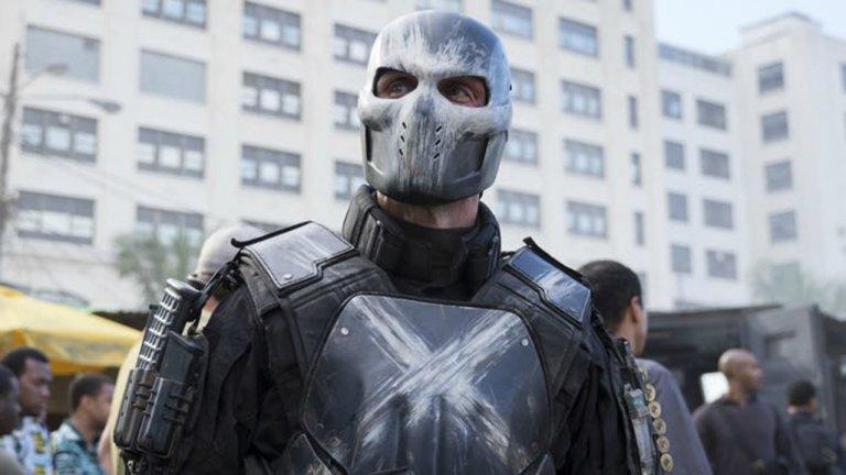 【復仇者聯盟】反派「十字骨」法蘭克葛里洛:我將在《復仇者聯盟4》回歸!