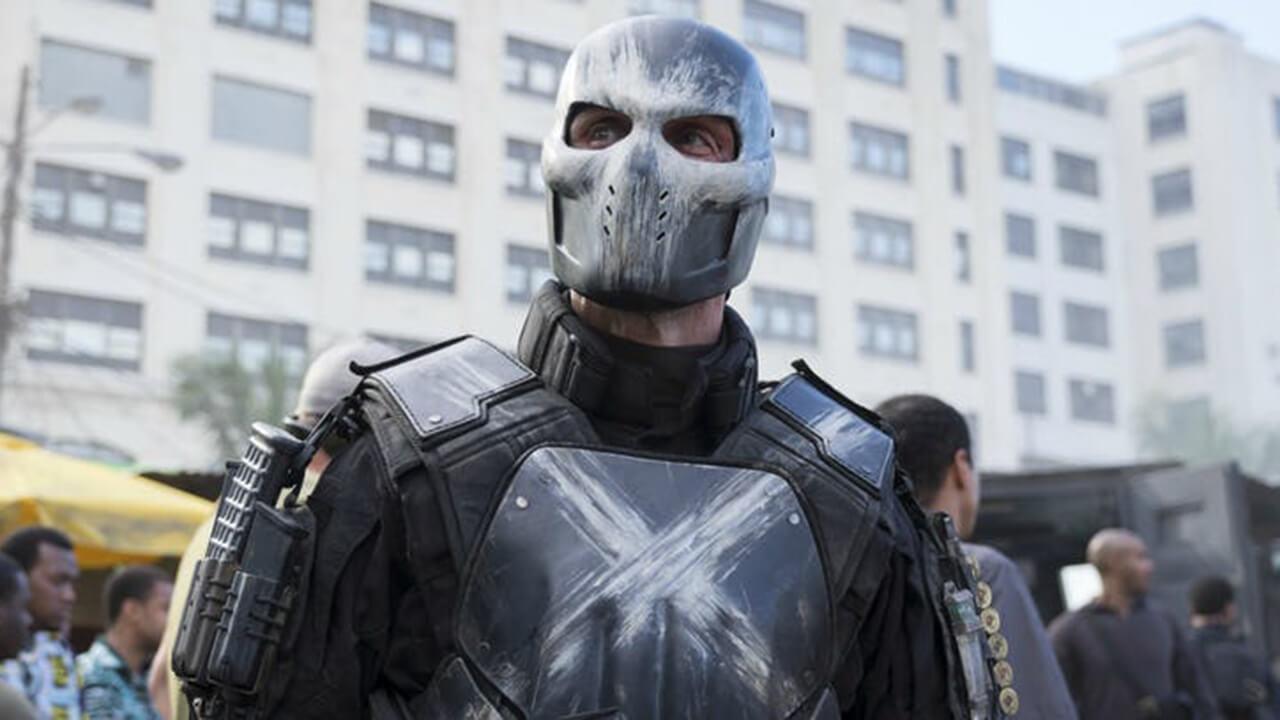 【復仇者聯盟】反派「十字骨」法蘭克葛里洛:我將在《復仇者聯盟4》回歸!首圖