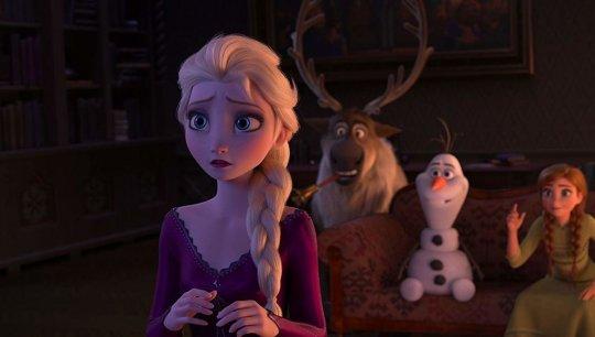 《冰雪奇緣 2》(Frozen II) 首週票房全球創下 3.5 億美金