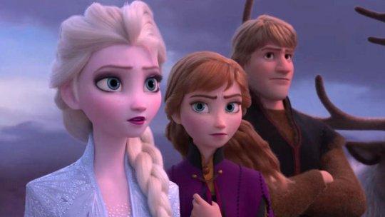 《冰雪奇緣 2》(Frozen II) 首週票房創佳績。