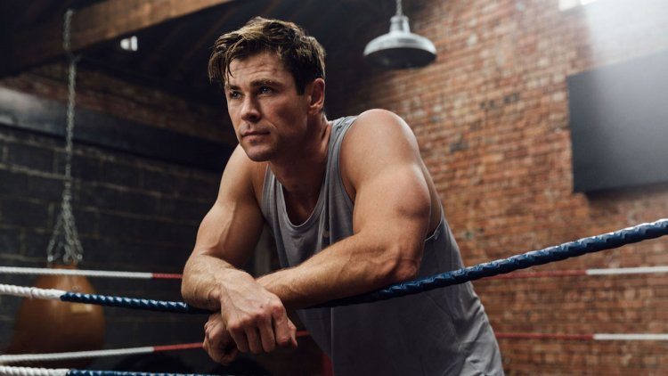因加入漫威超級英雄電影系列飾演雷神索爾而星途大開的克里斯漢斯沃,還推出了自己的健身 APP。