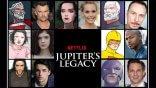 Netflix 超英雄影集《朱比特傳奇》角色及演員全面介紹!馬克米勒原作改編,細看兩代英雄的人物定位——